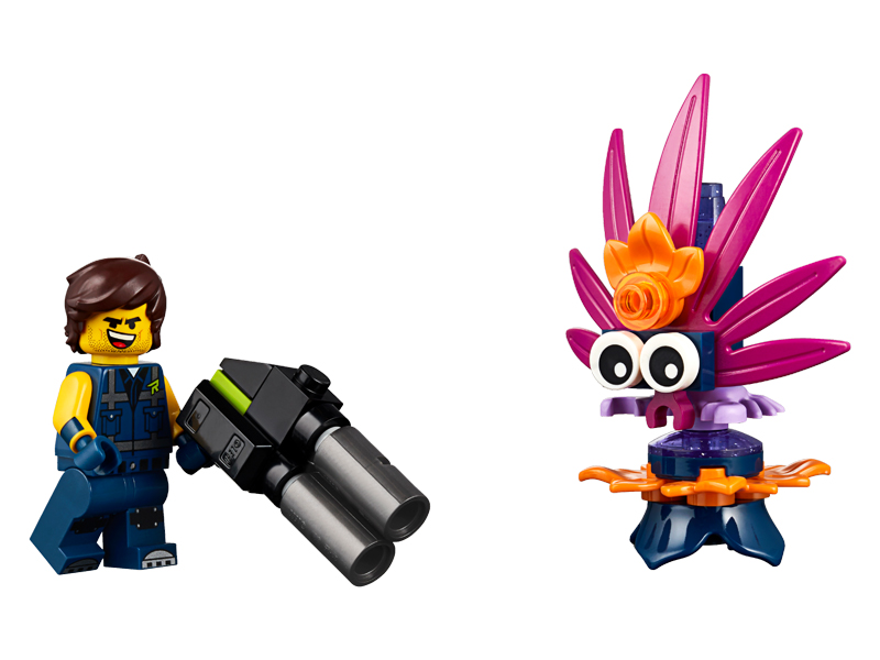 Building Instructions for All The LEGO Movie 2 Polybags Now Available Online