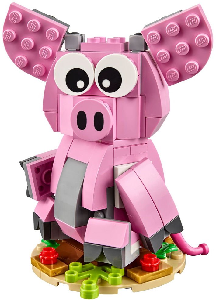 LEGO Year of the Pig (40186)
