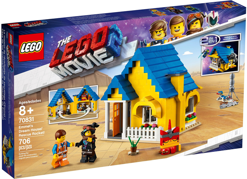 Check Out These Great LEGO Movie 2 Discounts At Amazon