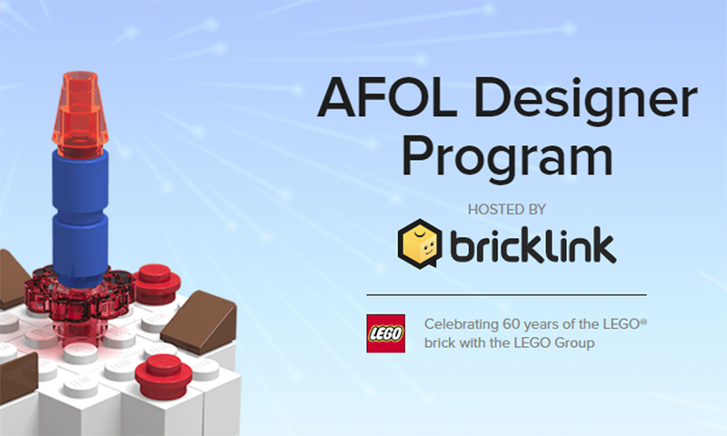 LEGO and Bricklink Announces 16 AFOL Designer Program Finalists