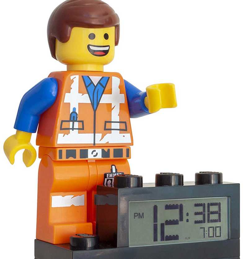 From Alarm Clocks to Pillows: Here Are Some Cool LEGO Movie 2 Products to Watch Out For
