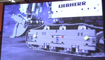 Clearer Image Of Massive And Expensive Lego Technic Liebherr R9800