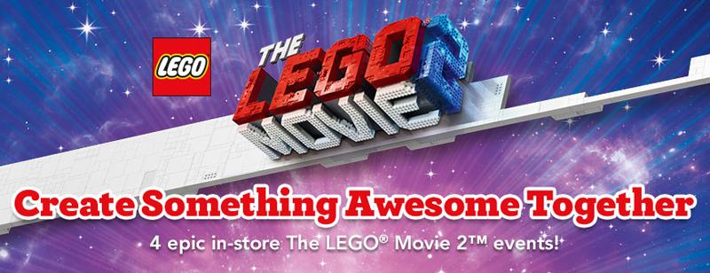 LEGO Movie 2 Events