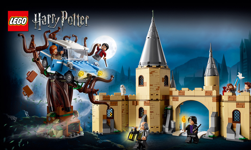 2019 LEGO Harry Potter Sets