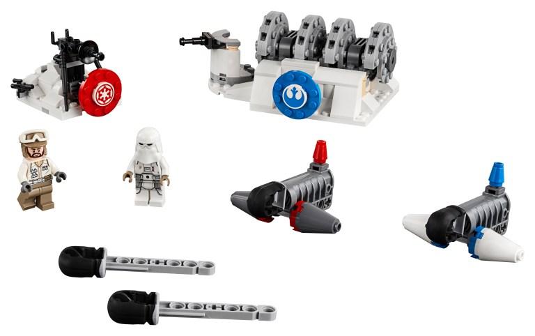 75239 Star Wars Action Battle Hoth™ Generator Attack