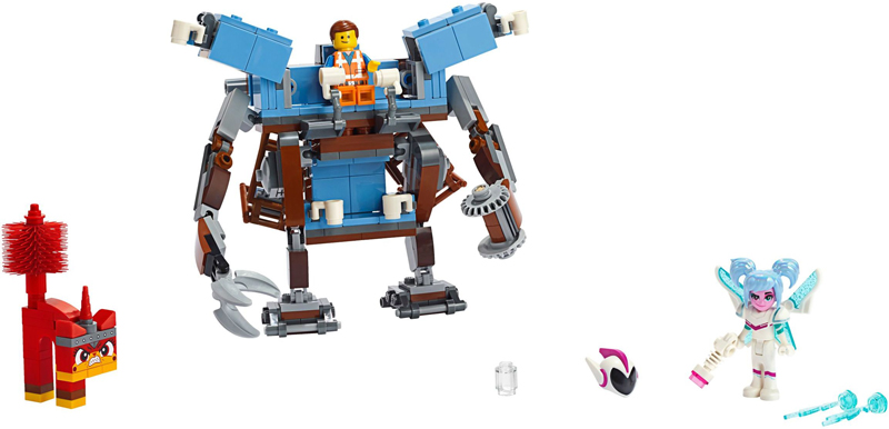2019 Summer LEGO Movie 2 Set Images Revealed