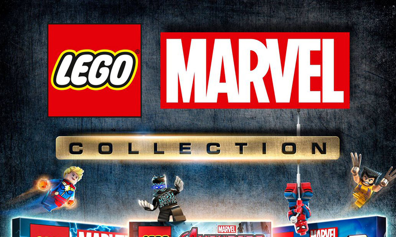 """LEGO Marvel Collection"" Videogame Compilation Released in the US"