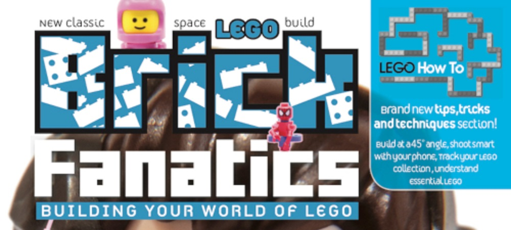"""Brick Fanatics Magazine"" Issue 3 Now Available"