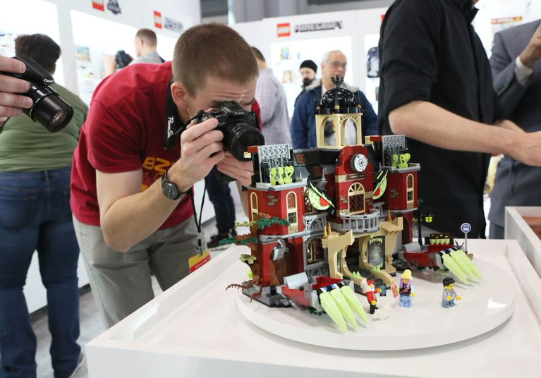 Summary of LEGO Products that Got the Spotlight at the New York Toy Fair