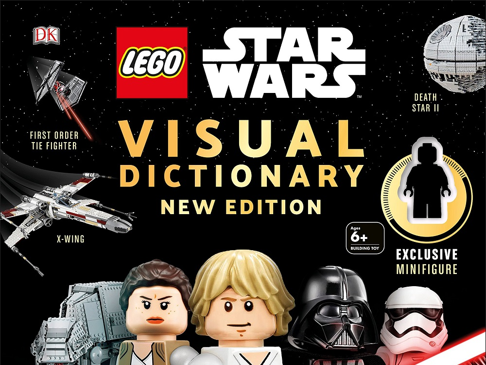 "Exclusive Minifigure for ""LEGO Star Wars Visual Dictionary New Edition"" Revealed: Bacta Tank Suit Finn"