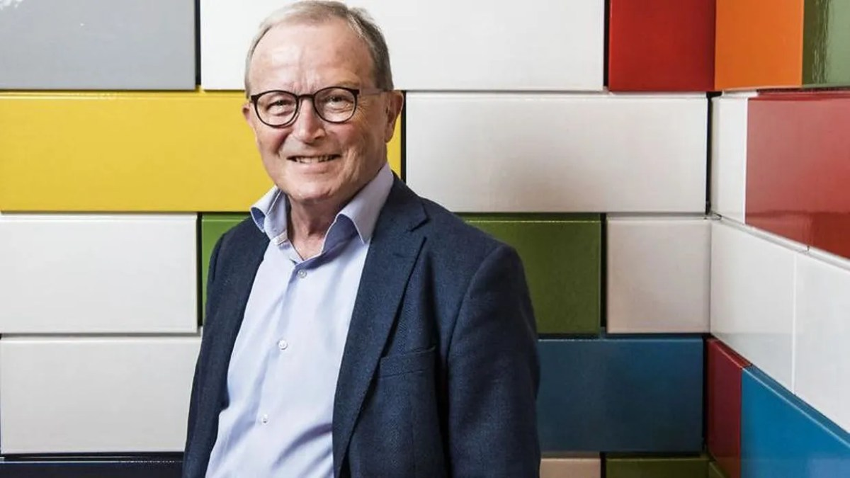 Third-Gen LEGO Owner Kjeld Kirk Kristiansen Leaving LEGO Holding A/S Board of Directors