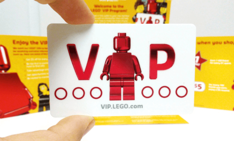Potentially Non-Expiring Points, and Other Changes to LEGO VIP Program