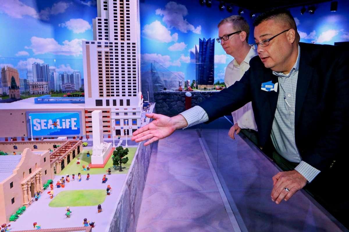 Soon-to-Open LEGOLAND Discovery Center in San Antonio Teases Miniland Area