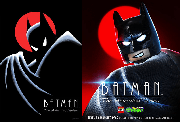 "Next ""LEGO DC Super-Villains"" DLC Honors ""Origin"" of Animated DC – ""Batman: The Animated Series"""