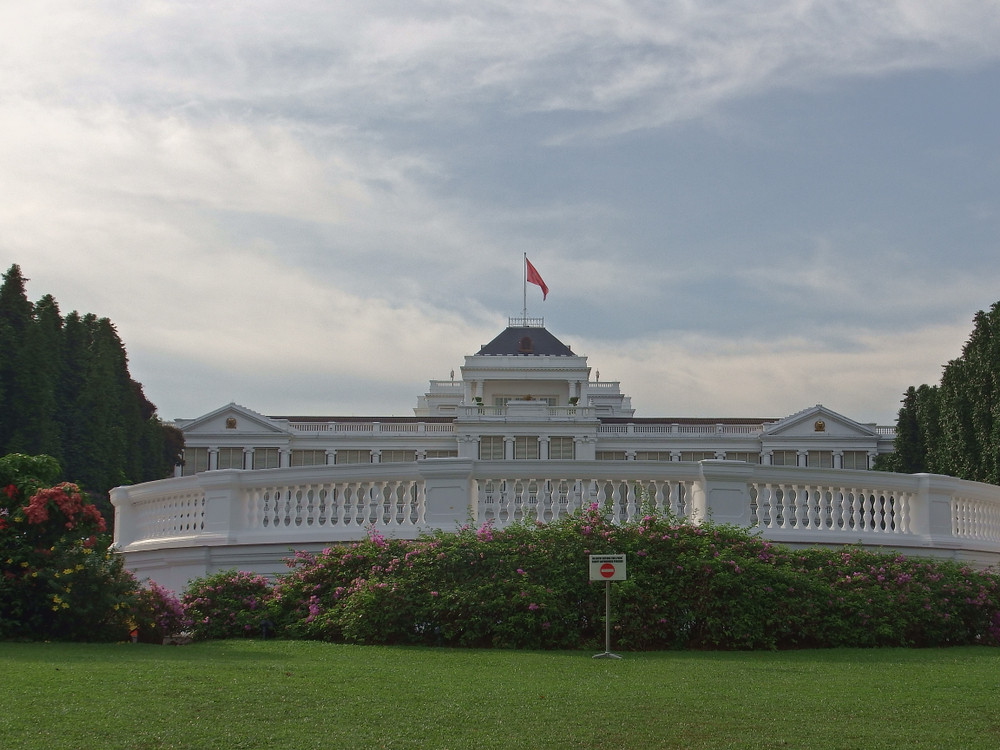 Limited-Edition LEGO Model of Istana Presidential Palace in Singapore to be Revealed by President on May 1 Open-House