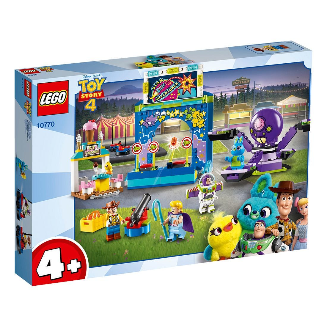 LEGO Toy Story 4 Official Box Art and Set Images Revealed