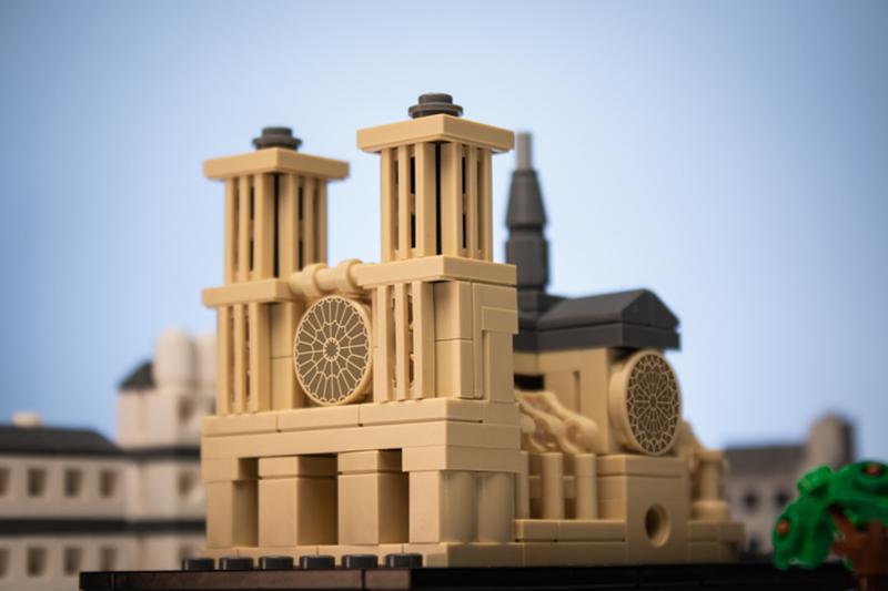 Baukästen & Konstruktion LEGO Bauanleitungen Lego Custom Instruction Super cathedral