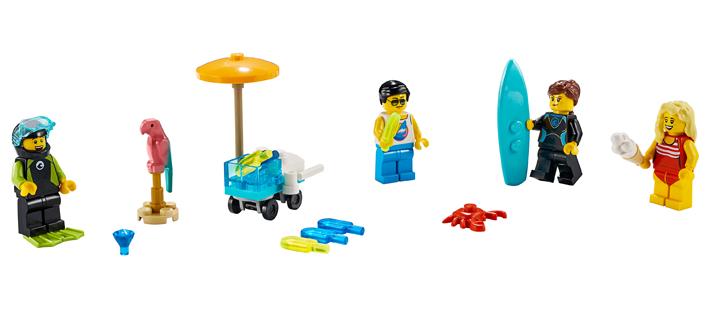 LEGO Minifigure Packs