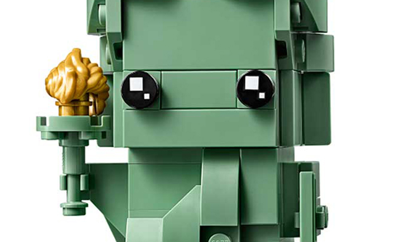 LEGO BrickHeadz Statue of Liberty (40367) Images Released