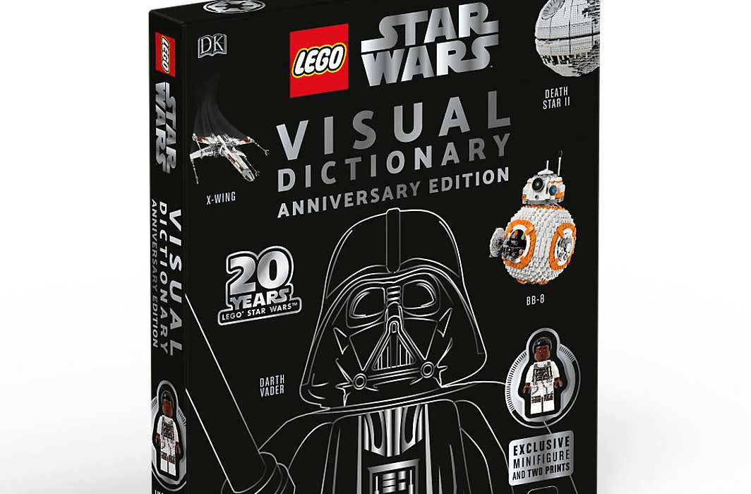 """LEGO Star Wars Visual Dictionary – New Edition"" Releases ""Platinum Anniversary Version"" with Extra Goodies"