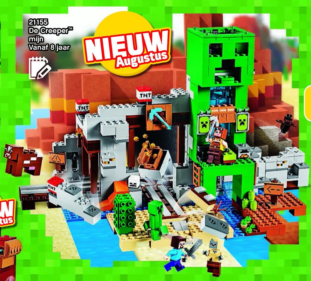 New Lego Minecraft Sets 2020 More 2019 LEGO Minecraft Sets Revealed