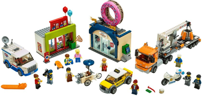 LEGO City Summer 2019