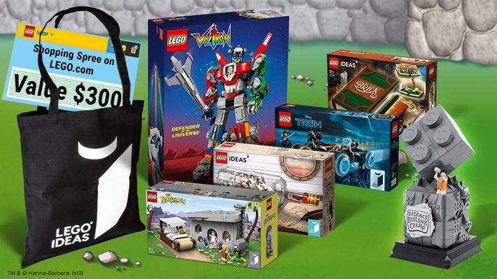 Next LEGO Ideas Contest