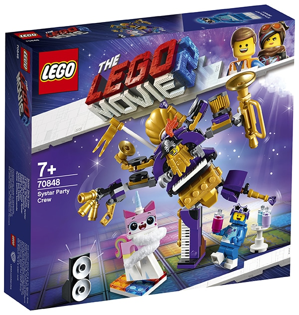 LEGO Movie 2 Summer 2019