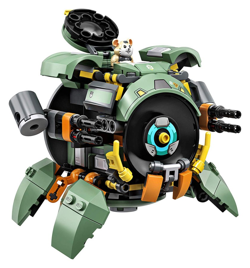 New LEGO Overwatch 2019