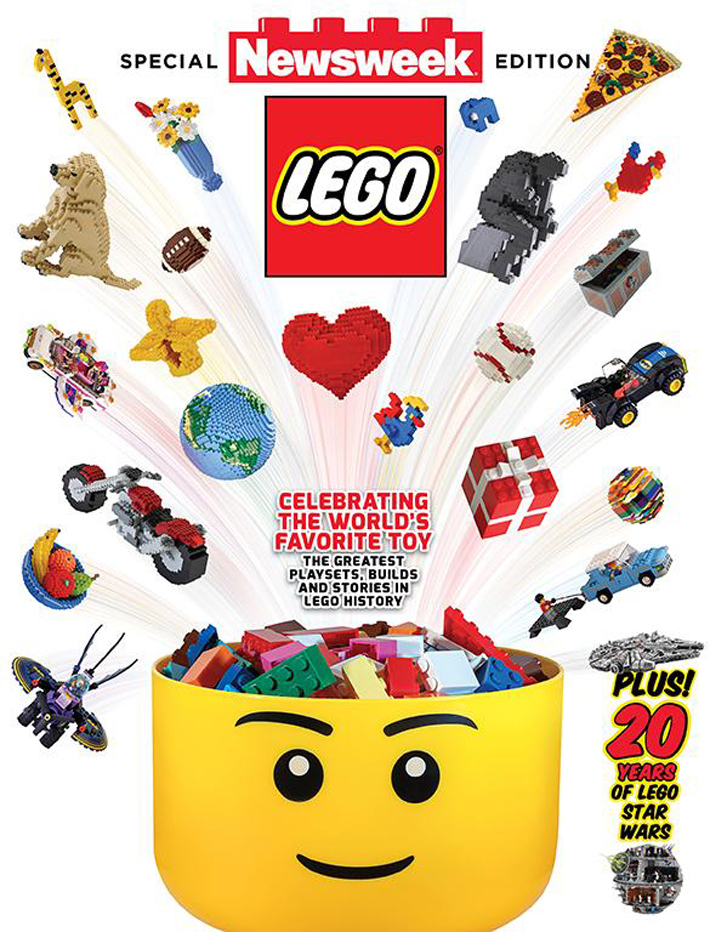 LEGO—The World's Favorite Toy Special Edition