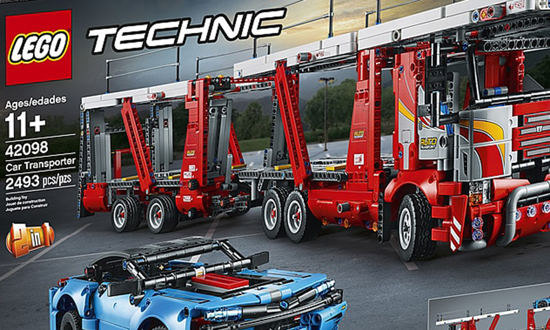 LEGO Technic Summer 2019