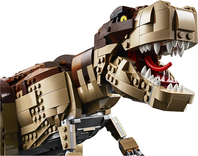 LEGO Ideas Hybrid Dinosaur Building Contest Announced
