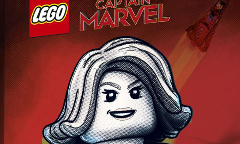 Captain Marvel and the Asis (77902)