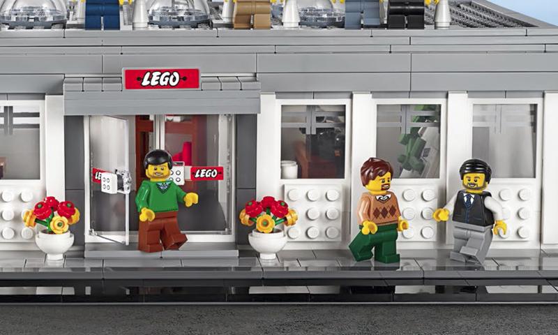 2019 LEGO Inside Tour LEGO System House (4000034) Exclusive Set Revealed