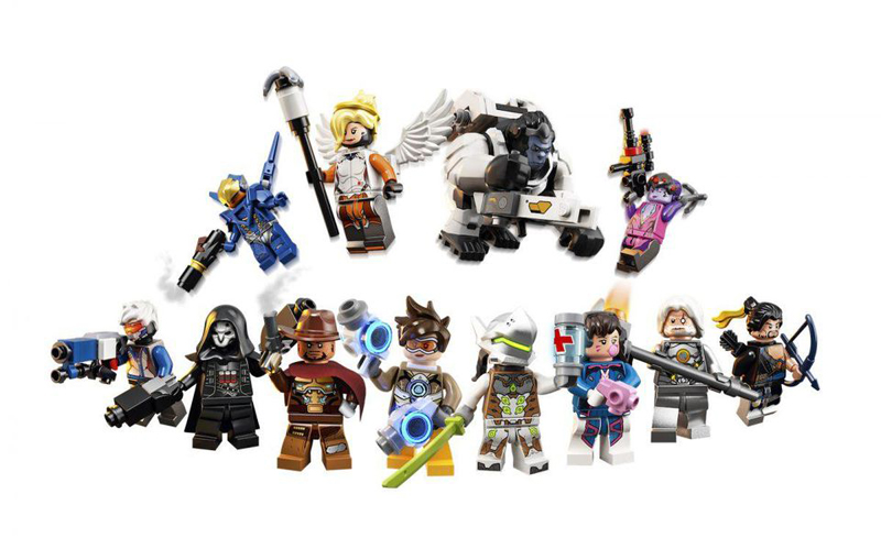 More LEGO Overwatch Sets Slated to be Released in 2019