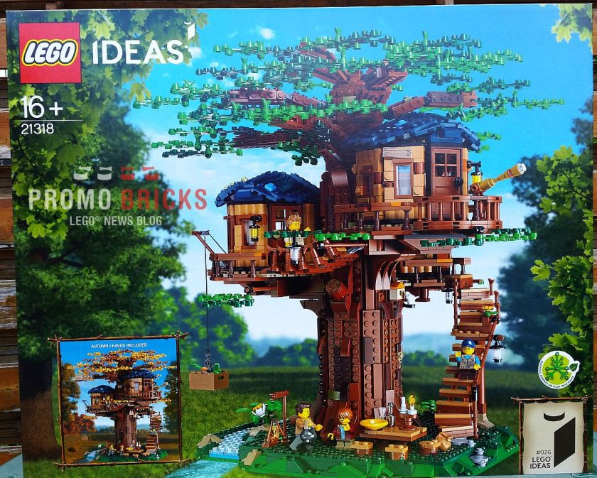 LEGO Ideas Treehouse (21318)