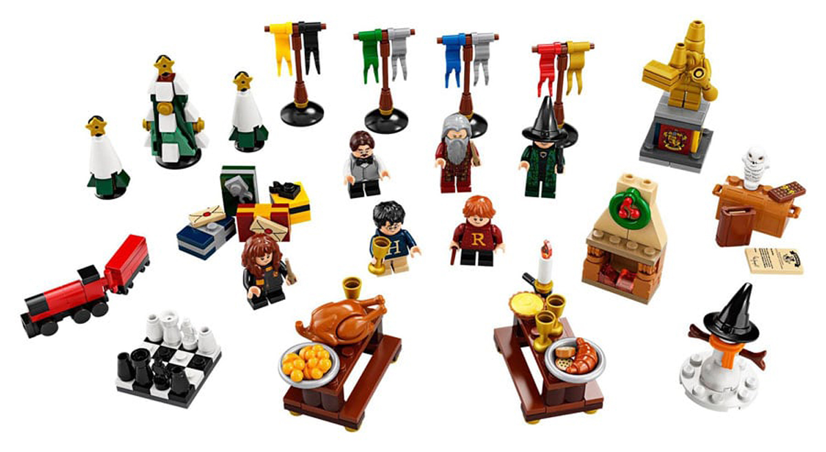 Image Christmas Sets 2019.New 2019 Lego Advent Calendars Official Images Revealed