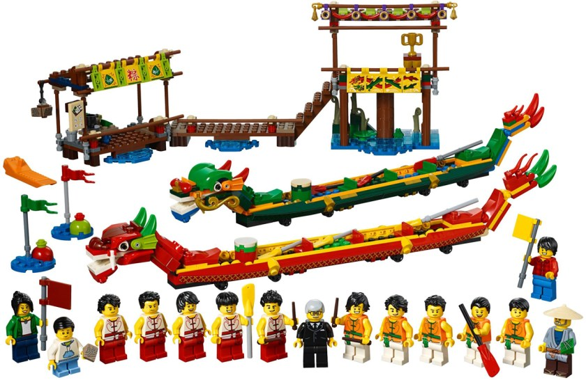 Dragon Boat Race (80103)