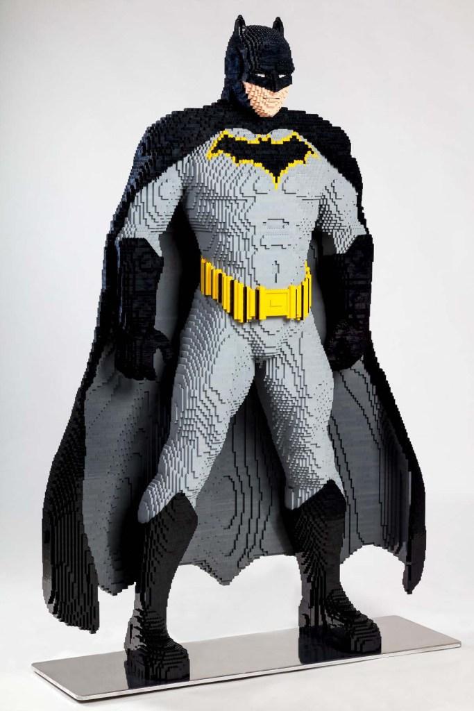 LEGO DC Batman statue
