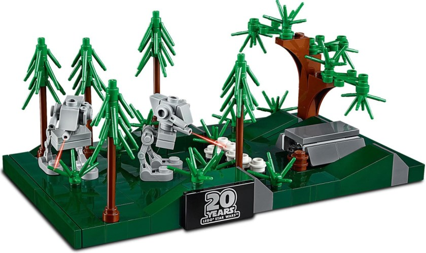 Battle of Endor 20th Anniversary Edition (40362)