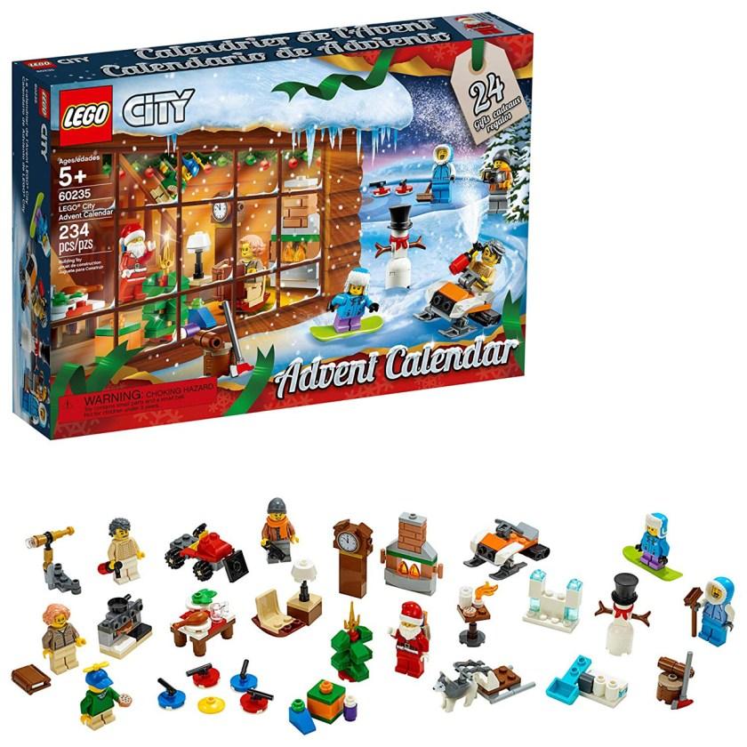 2019 LEGO Advent Calendars