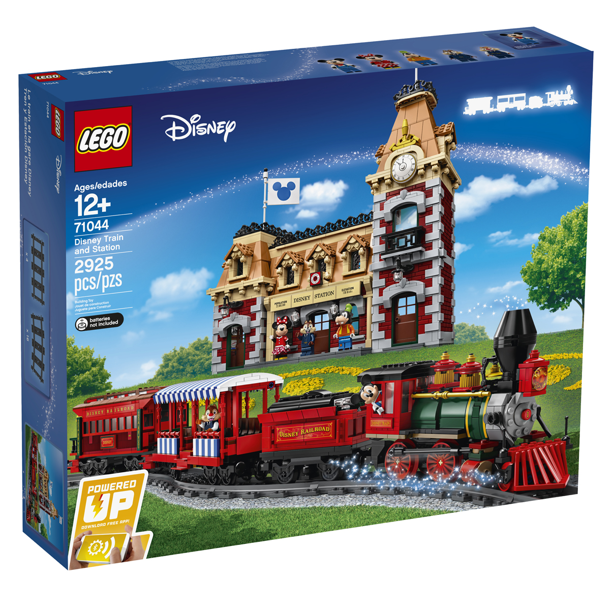 LEGO Disney Train and Station (71044) Now Available For LEGO VIPs
