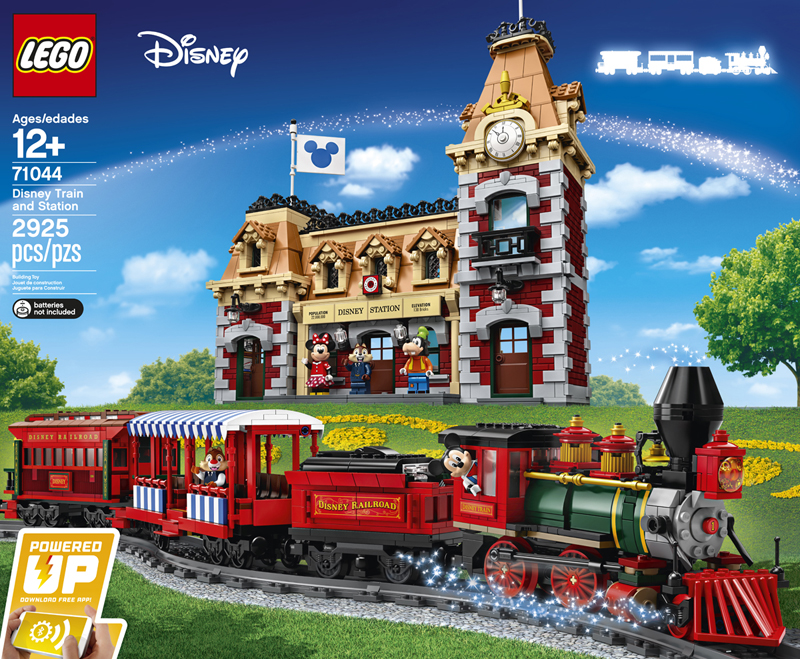 LEGO Disney Train and Station