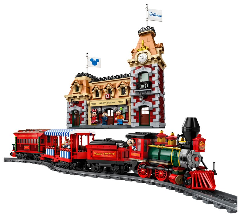 Disney Train and Station (71044)