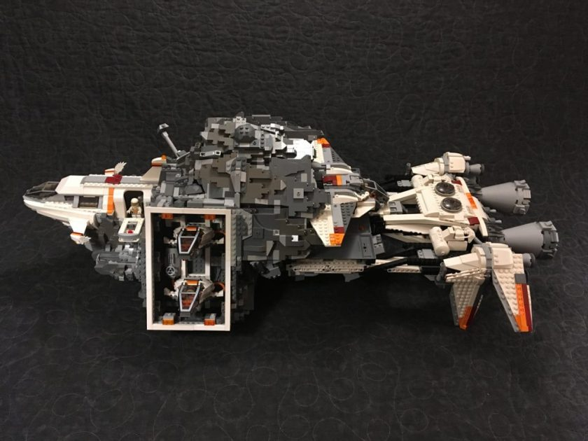 LEGO Ideas Moon to Mars