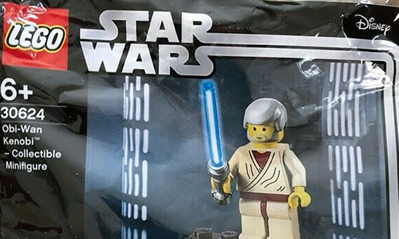 Obi-Wan Kenobi Collectible Minifigure
