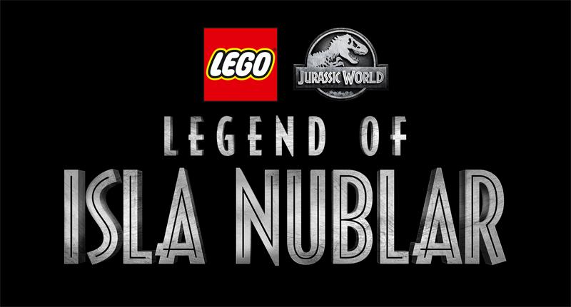LEGO Jurassic World: Legend of Isla Nublar Mini-Series Slated to Premiere in September