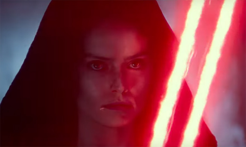 Official Star Wars: The Rise of Skywalker D23 Trailer Now Online