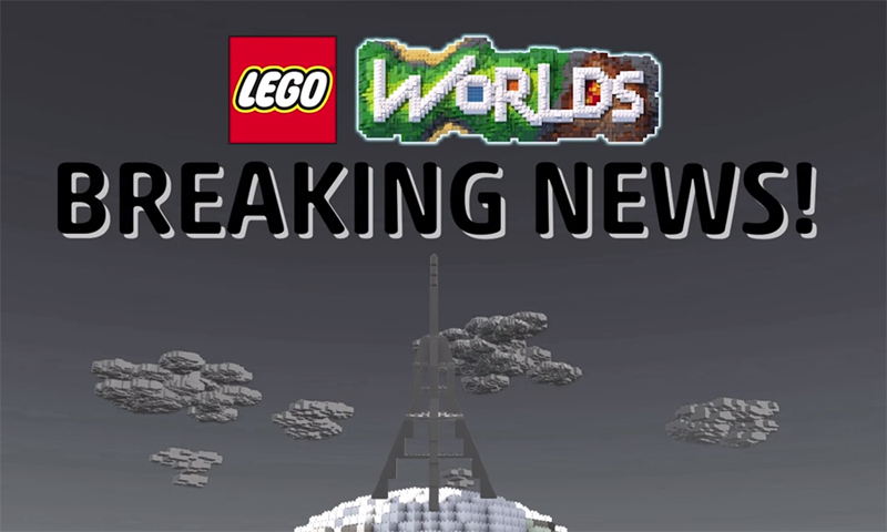 LEGO Worlds Have Finally Come To An End