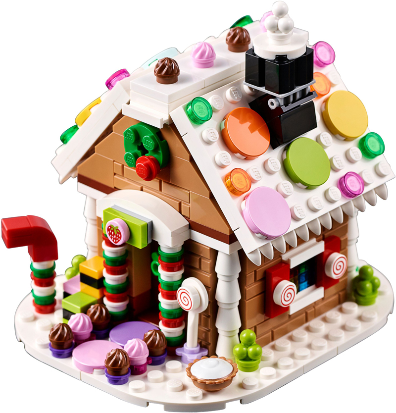 This Year's LEGO Creator Expert Gingerbread House (10267) is About to be Revealed